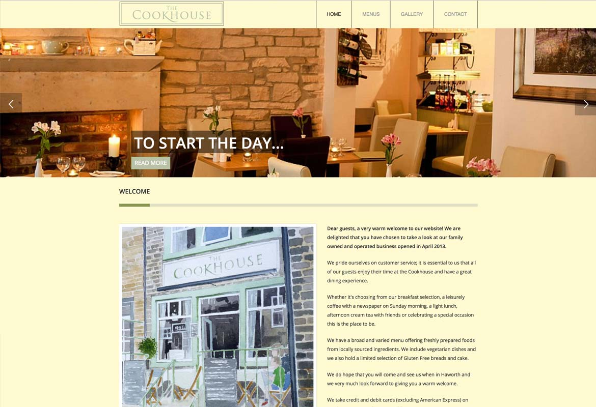 The Cookhouse - Haworth